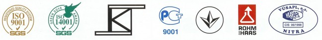 Kvalita plastových profilov INTERNOVA